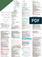 DSC2006 Formulas