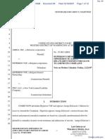 Amiga Inc v. Hyperion VOF - Document No. 84