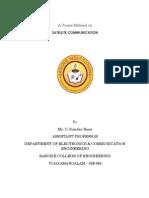 EC2045- SatelliteCommunication