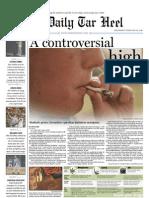 The Daily Tar Heel for Feb. 24, 2010