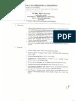 Standard Fee Penilai 2014