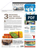 Asbury Park Press front page Thursday, Aug. 6 2015