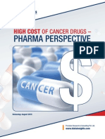 High Cost of Cancer Drugs - Pharma Perspective
