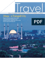 Abujai is a Tranquil City