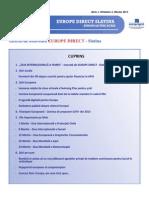 Newsletter Europedirect-Slatina Anul 1 Nr 3