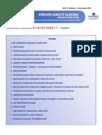 Newsletter Europedirect-Slatina Anul 1 Nr 10