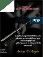 Hojas en Blanco (Serie Cadenas) - Ariana D'Angelo