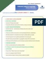 Newsletter Europedirect-Slatina Anul 3 Nr 2