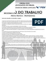 11012015190240_XV Exame Direito Do Trabalhol - SEGUNDA FASE