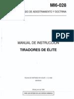 Manual Del Francotirador