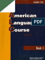American Language Course Book 1