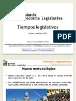 Tiempos Legislativos