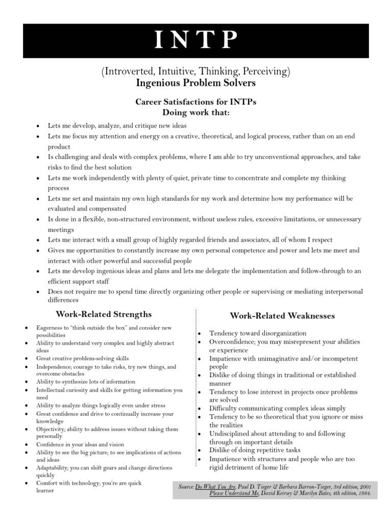 intp pdf universe architect