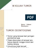 Tumor Odontogenik