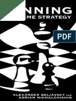 Beliavsky & Mikhalchishin - Winning Endgame Strategy