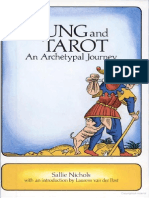 Jung and Tarot an Archetypal Journey by Sallie Nichols