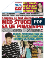 Pinoy Parazzi Vol 8 Issue 96 August 07 - 09, 2015