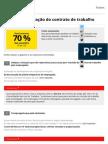 Rescisão e Alteração Do Contrato de Trabalho - Gabarito - Testes - DireitoNet