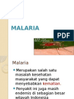 pkmrs malaria