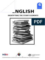Mod 23 Identifying the Story Elements