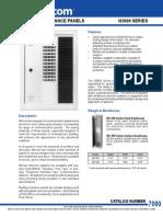 Mircom 300D60 Data Sheet