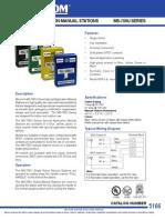 Mircom MS-703U Data Sheet