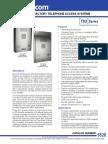 Mircom TX3-DATA-MDM Data Sheet