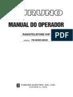 Rádio Telefone VHF português