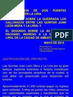 Present Puentes Liria Uta 05 2015