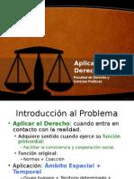 Aplicacion Del Derecho 2015