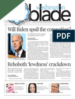 Washingtonblade com, Volume 46, Issue 32, August 7, 2015