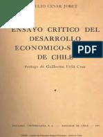Ensayo Criitco Desarrollo Economico-social de Chile