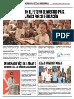 Informe RSE - Fundacion Tecnoglass