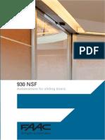 FAAC Door 930