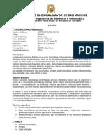 Estructura de Datos 2015 I