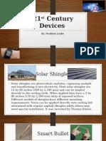 21st century devices