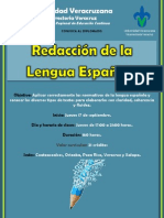 Brochure Redacción