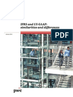 Ifrs and Us Gaap Similarities and Differences