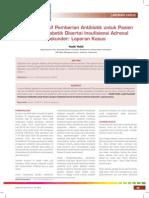 12_212Audit Kualitatif Pemberian Antibiotik untuk Pasien Gangren Diabetik Disertai Insufi siensi Adrenal.pdf