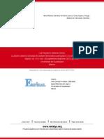 Gallardo, R. (2010) La Acción Colectiva Compleja de Carácter Democrático Participativo y La Construcción de Ciudadanía