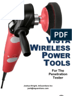 Vista Wireless Power Tools