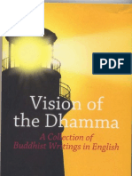 Vision of the Dhamma- Payutto