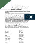 Regras Do Sistema Binominal De Nomenclatura.docx