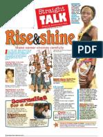 Straight Talk, February 2010