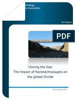 The Impact of Nanotechnologies on the global Divide - FLAMENT-2013