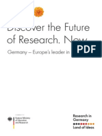 Dicover the Future of Research Now