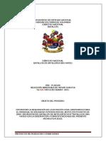Licitación Dotación Fuerzas Militares