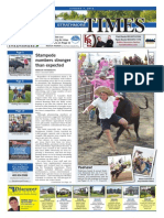 August 7, 2015 Strathmore Times