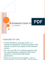 Chappter 2 Introduction to Uml