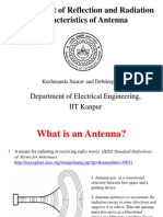 Radiation Pattern Measurement EE647